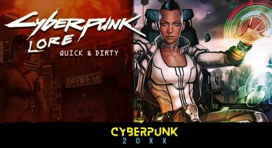 N - CYBERPUNK: Autojoks - Netrunner Connection [CYBERPUNK 2077/2020]