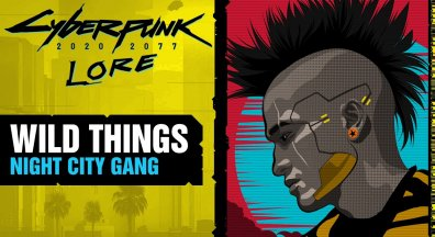 CYBERPUNK 2077 - Wild Things - Night City Gangs ㊙ Lore #73 deutsch