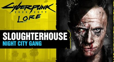 CYBERPUNK 2077 - Slaughterhouse - Night City Gangs ㊙ Lore #75 deutsch
