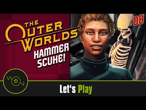 [DE] Lets Play The Outer Worlds - Skills, Ausrüstung und anderes Zeug #08 (2k WQHD)