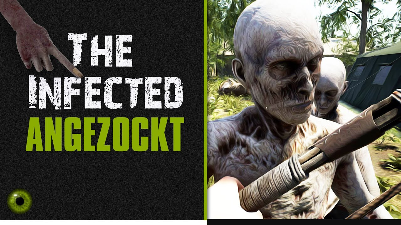 The Infected Angezock! Survival Sandbox mit Vambies!