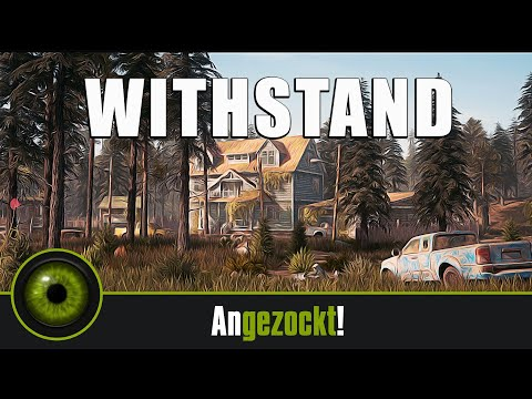 Withstand Survival Angezockt! Killerbugs, Zombies und Survival!